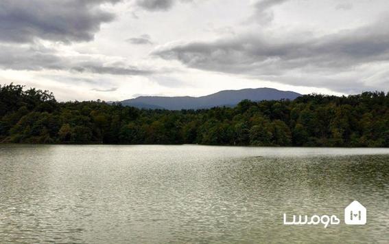 ۵ دریاچه دیدنی مازندران در فصل پاییز