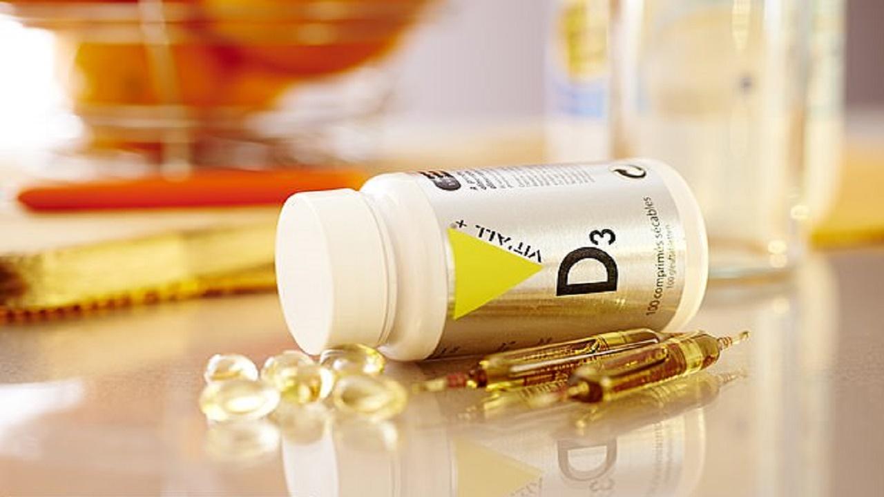 مصرف ویتامین D