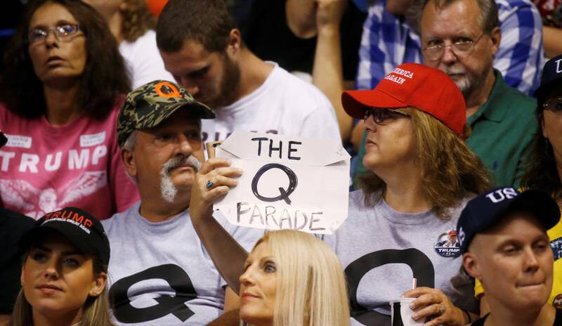 «Q»هایی که برای پیروزی ترامپ سنگ تمام میگذارند/ «علی صوفان» چگونه لشکر سایبری ترامپ را مدیریت میکند؟ + تصاویر