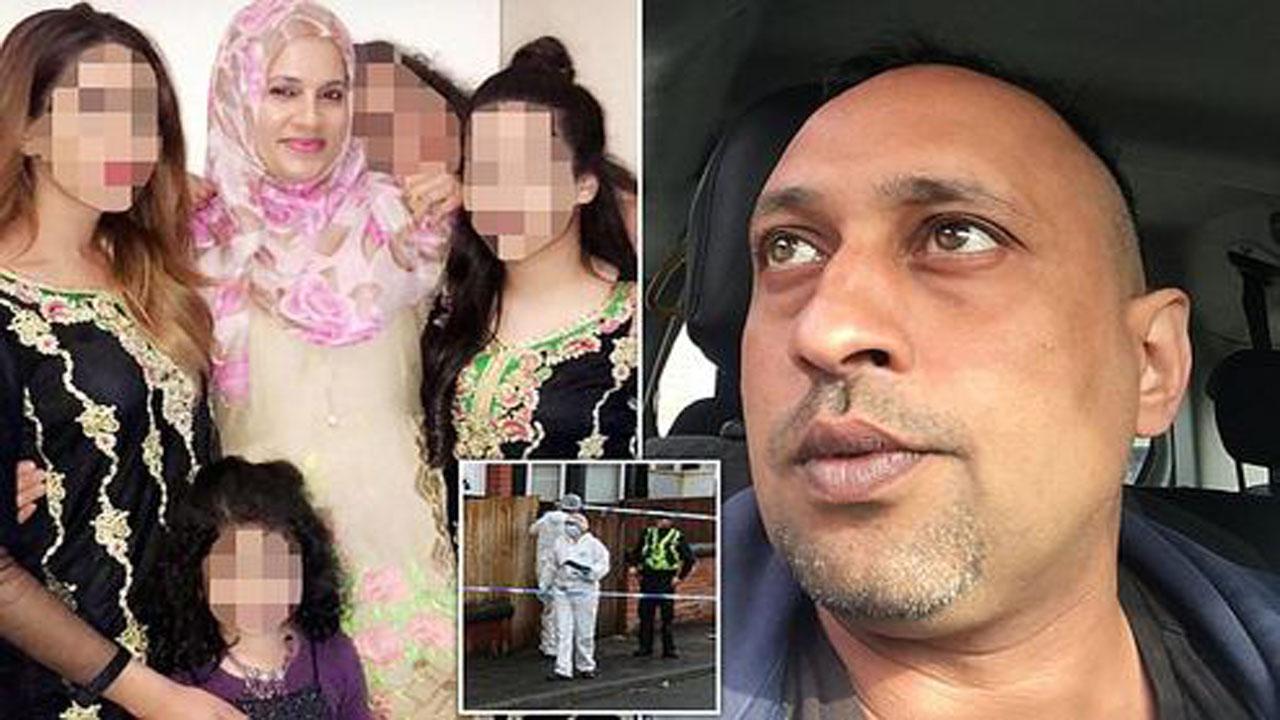 راننده تاکسی، مادر ۷ فرزندش را سلاخی کرد +تصاویر