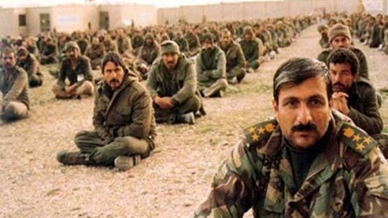 مقابله ایران با ارتش «اینترنشنال» / سربازانی از ۱۳ ملیت برای عراق میجنگیدند