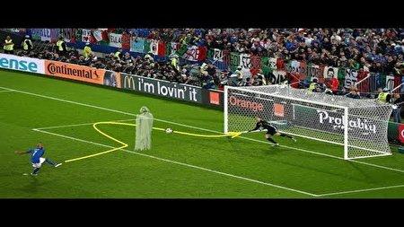 حضور ارواح در زمین فوتبال + فیلم