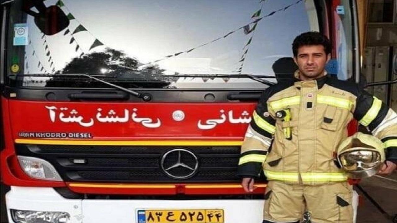 ۷ مهر روز ایثار و جانفشانی مردان آتش//// در حال تکمیل...