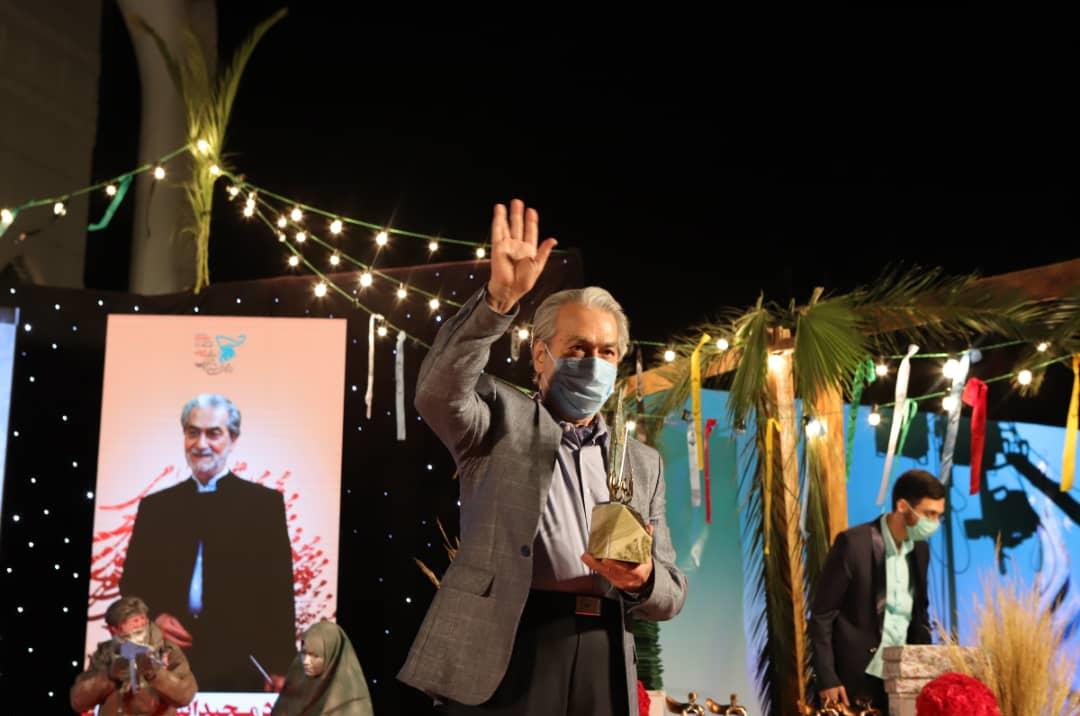اختتامیه شانزدهمین جشنواره بینالمللی فیلم «مقاومت» برگزار شد