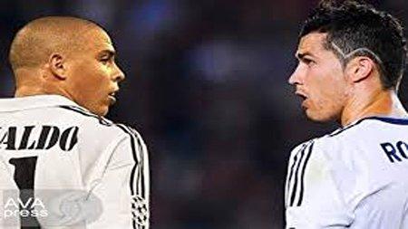 جالبترین تشابه اسمی تاریخ فوتبال/ کدام رونالدو، رونالدوی واقعی است؟
