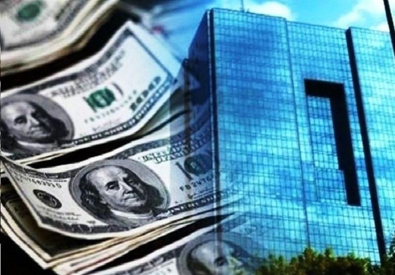 بانک مرکزی رقم اندکی از یک میلیارد یورو را آزاد کرد