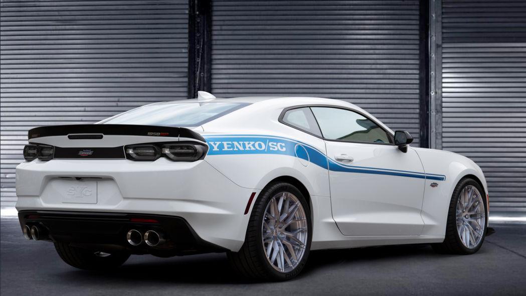 تولید تعداد محدودی از Yenko/SC Camaro در سال ۲۰۲۱