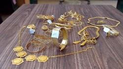 سارق طلا و جواهرات
