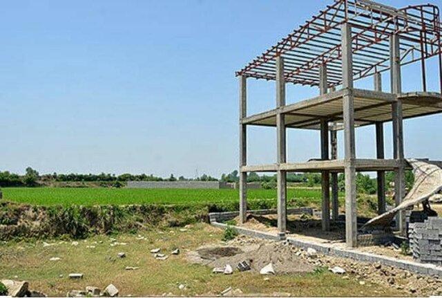 ممنوعیت ساخت و ساز و تغییر کاربری در اراضی کشاورزی کلیبر
