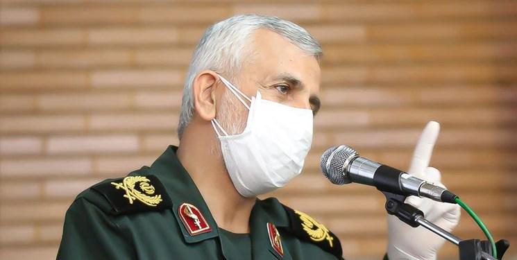 آموزش امداد و نجات گردانهای بسیج و سپاه توسط هلال احمر
