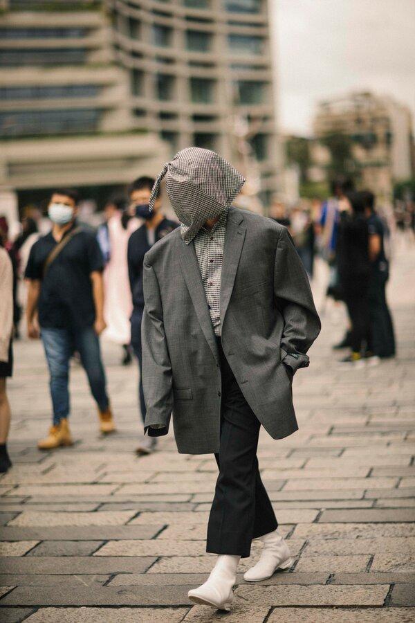 لباسهای عجیب و غریب مردان در هفته مد تایوان ۲۰۲۱+تصاویر