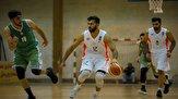 باشگاه خبرنگاران -یک برد و یک باخت برای تیم بسکتبال شهرداری بندرعباس