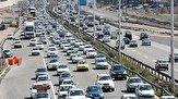 باشگاه خبرنگاران -ترافیک نیمه سنگین در ورودی و خروجیهای مشهد
