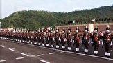 باشگاه خبرنگاران -رژه دیدنی زنان ارتش هند + فیلم