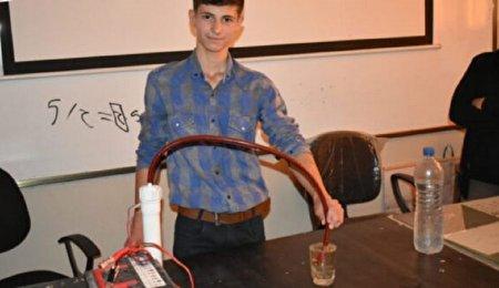 اختراع جالب دانشآموز سوری برای صرفهجویی در مصرف بنزین