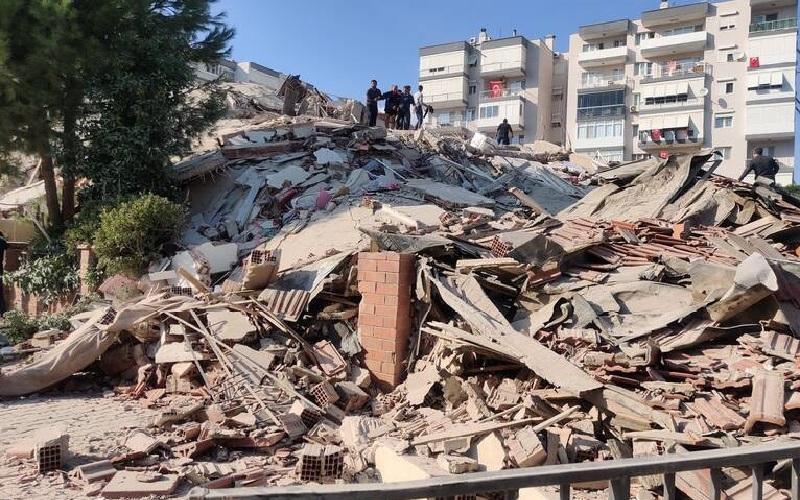 ابراز همدردی رئیس کمیته مرز مجلس با مردم ترکیه