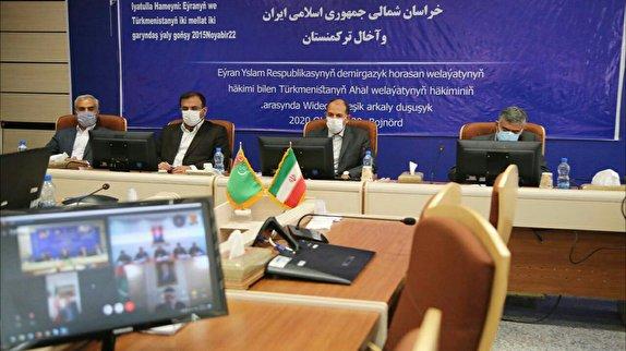 باشگاه خبرنگاران -روابط آخال با خراسان شمالی را گسترش میدهیم