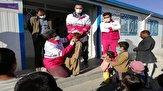 باشگاه خبرنگاران -نقطه مرزی در خراسان جنوبی میزبان کاروان سلامت هلال احمر شدند