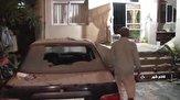 باشگاه خبرنگاران -تخریب منازل مسکونی بر اثر انفجار گاز در قائم شهر + فیلم