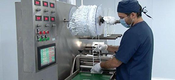 باشگاه خبرنگاران -راه اندازی مجهزترین واحد تولید چسبهای پزشکی کشور در مراغه