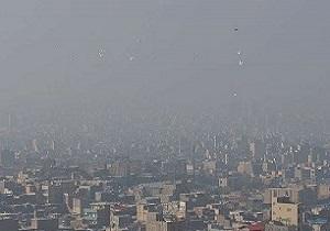 هوای اهواز و ۴ شهر خوزستان ناسالم است