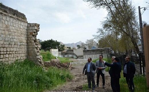 بناهای تخریب شده بر اثر سیل لرستان