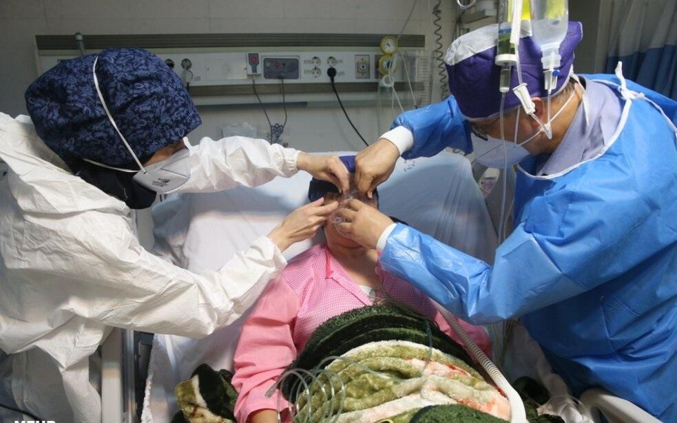 آمار بالای مرگ و میر کرونا در ایران