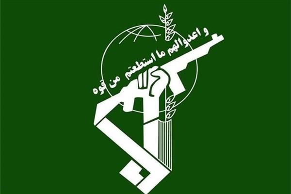 پیام تبریک و تسلیت سپاه در پی شهادت سردار حمید میرزایی