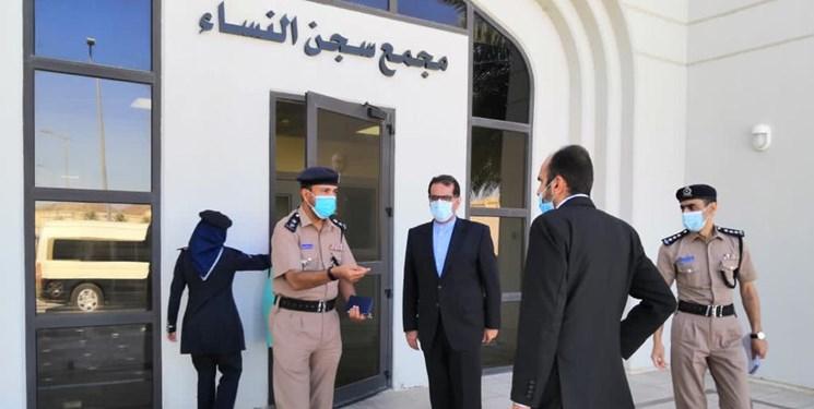 سفیر ایران در عمان با زندانیان ایرانی در این کشور دیدار کرد