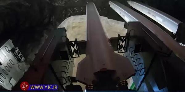 تیربار موشکی ایران آماده تیرباران کردن دشمنان در غرب آسیا + تصاویر