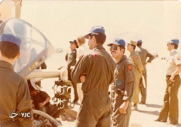 کدام خلبان شهید هوانیروز ارتش در دفاع مقدس ۱۸ سال ارشدیت گرفت؟ + تصاویر