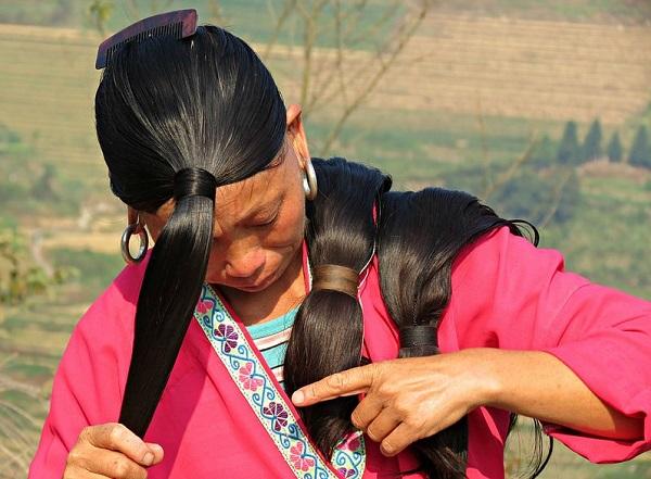 راز زنان روستای چینی هوانگلو چیست؟