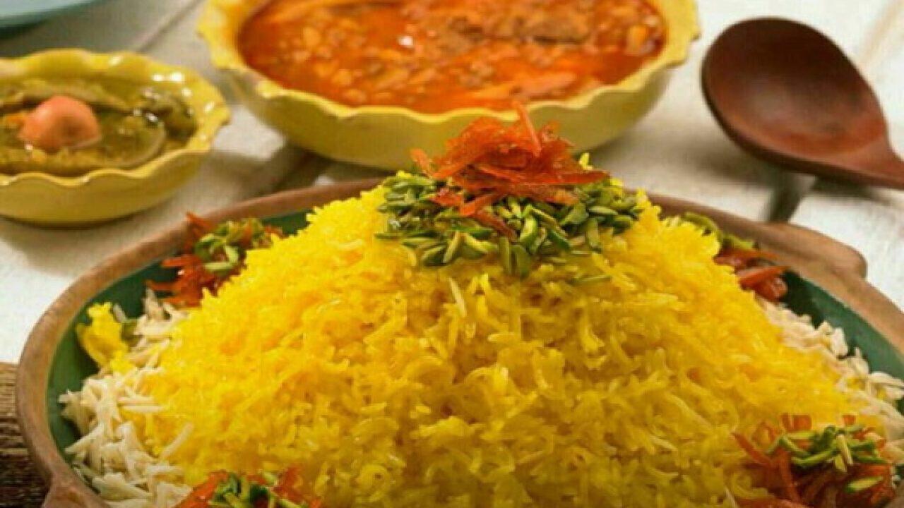 طرز تهیه شکر پلو شیرازی خوشمزه و اصیل