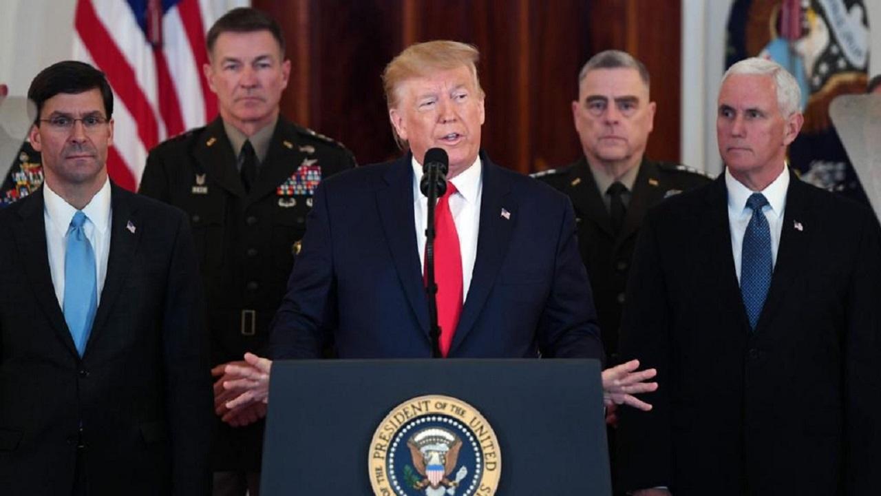 ترامپ، نقش اول «جنگ و صلح» خاورمیانه
