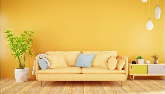 ۱۰ نکته جالب درباره رنگآمیزی خانه