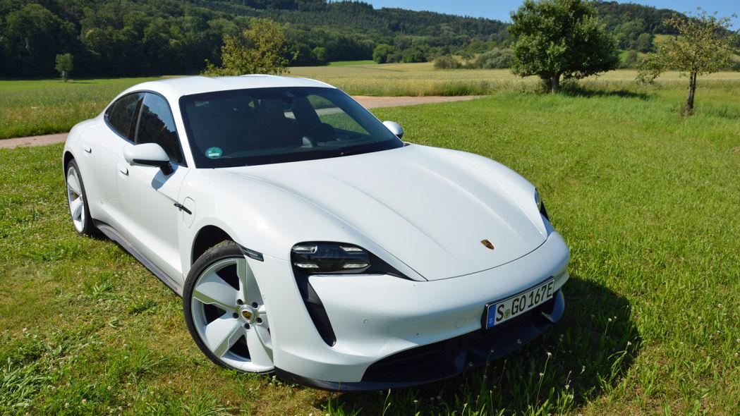 مدلهای در حال ساخت Porsche Taycan