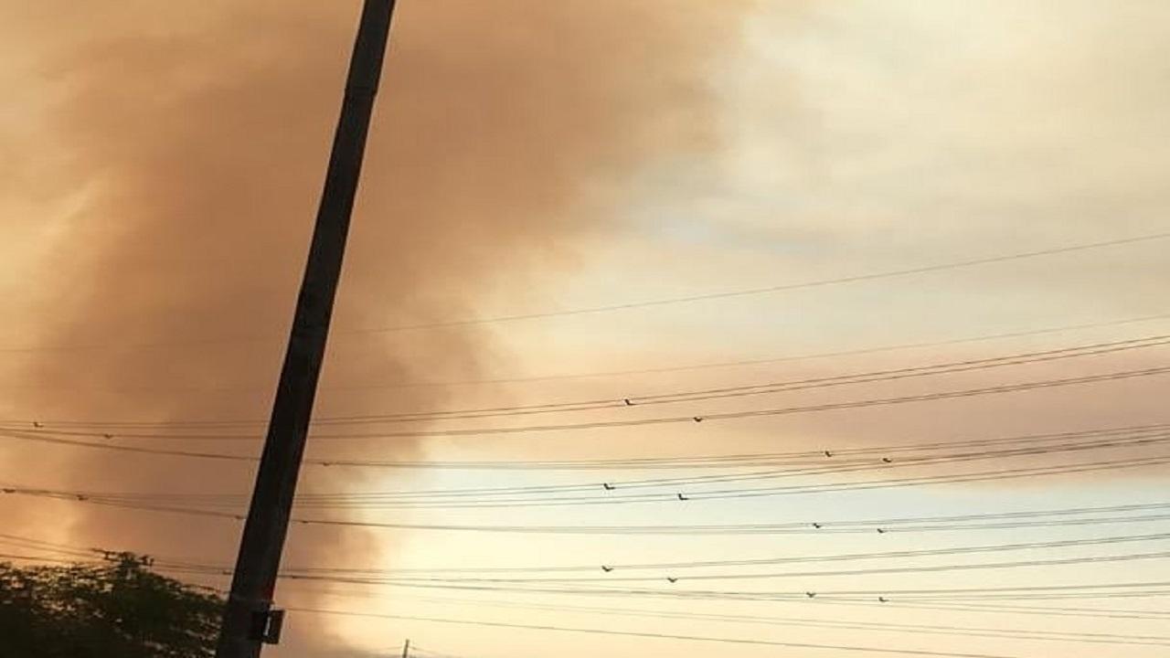 محیط زیست از عاملان آلودگی هوای بیدخون عسلویه شکایت کرد