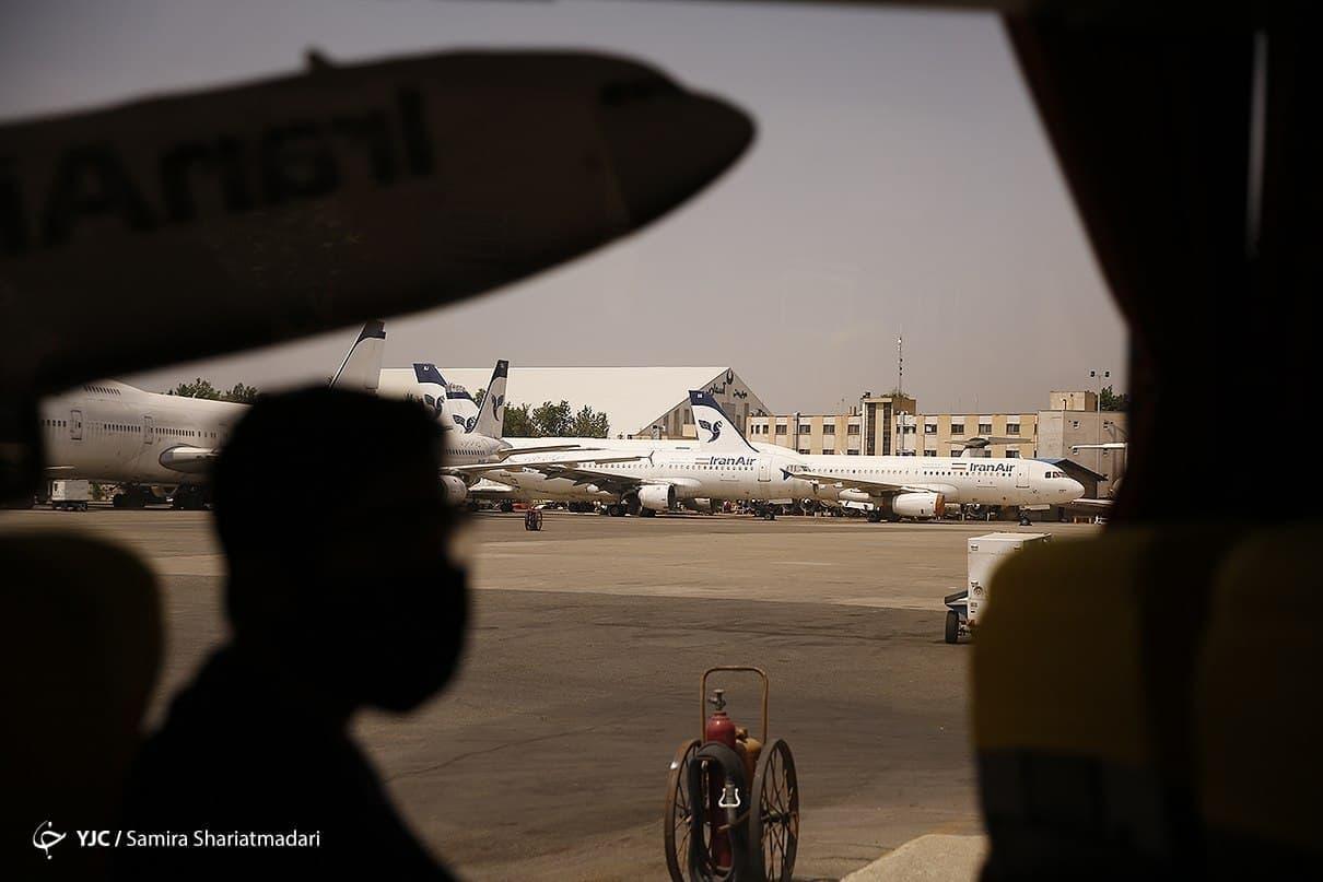 قیمت بلیت هواپیما به قبل از گرانی آبان برمیگردد