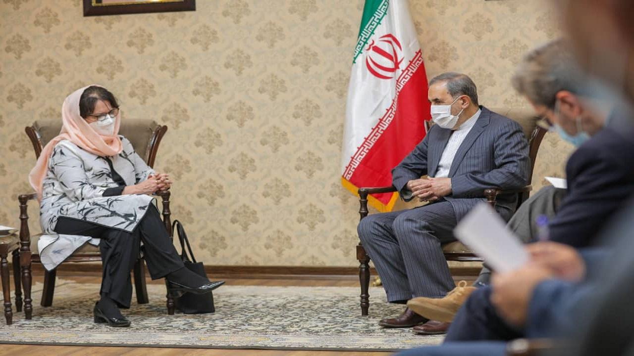 ولایتی: ایران در کنار دولت و ملت بزرگ افغانستان ایستاده است