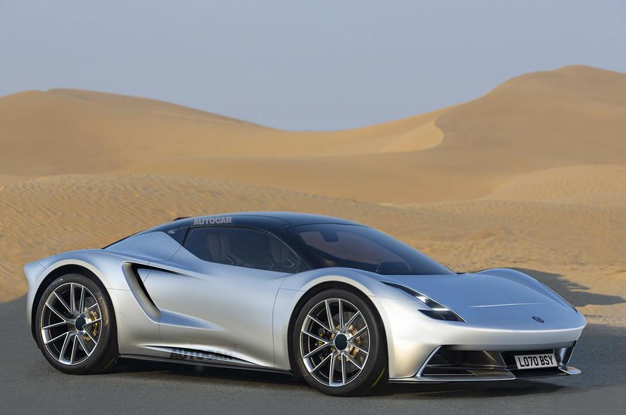 عرضه لوتوس SUV الکتریکی با قدرت ۷۵۰ اسب بخار در سال ۲۰۲۲