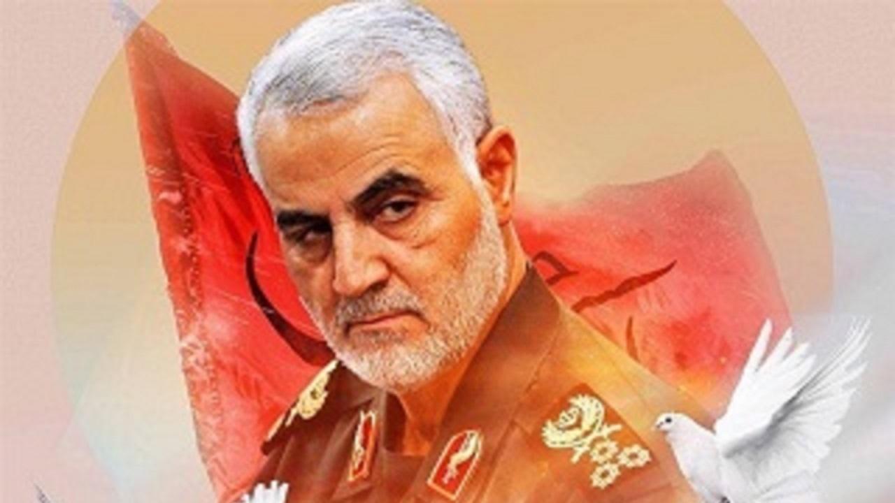 منظومه بلند برای حاج قاسم با مرقومه تقدیرآمیز رهبر انقلاب منتشر میشود