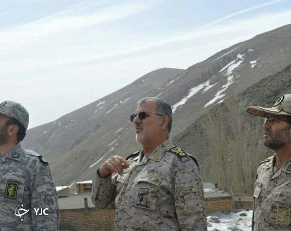 کدام یگانهای نظامی ایران به مرزهای شمالغرب اعزام میشوند؟