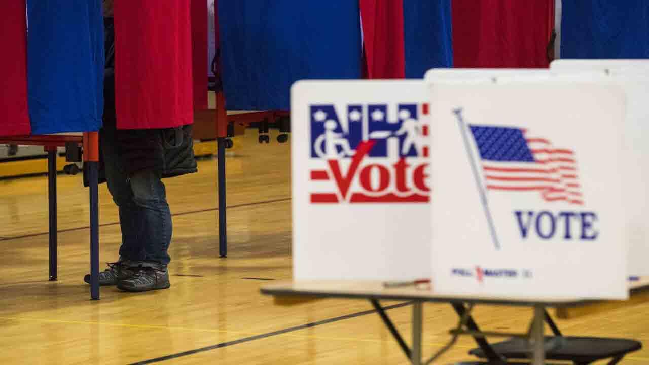نامزدهای انتخابات در آمریکا