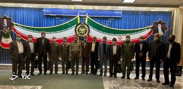 جمعی از پیشکسوتان ارتش با سرلشکر موسوی دیدار کردند/ طرح مطالبی در خصوص وضعیت بازنشستگان