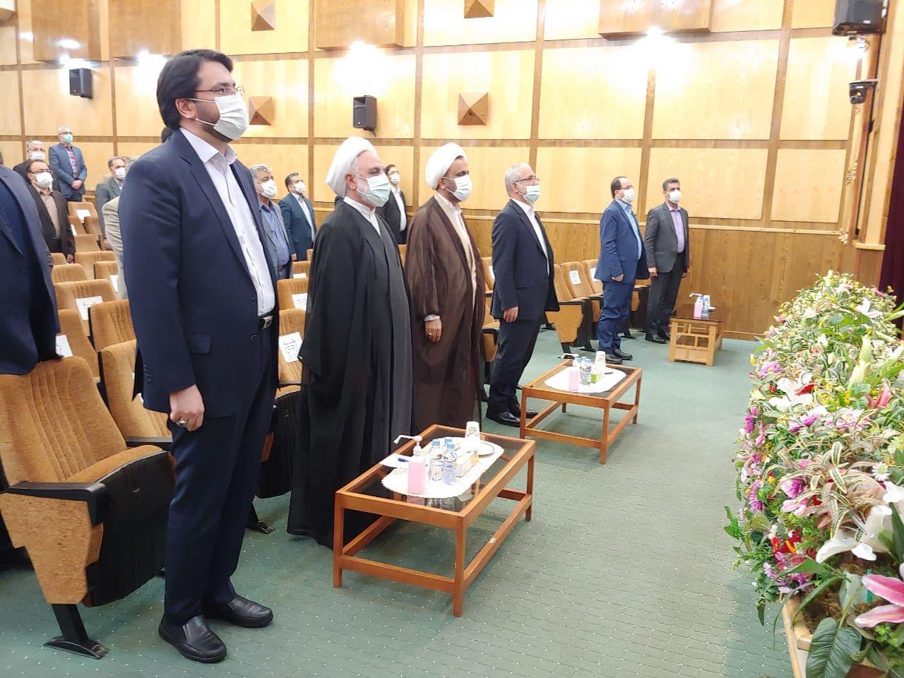 حاکم شرع دیوان محاسبات کشور معارفه شد