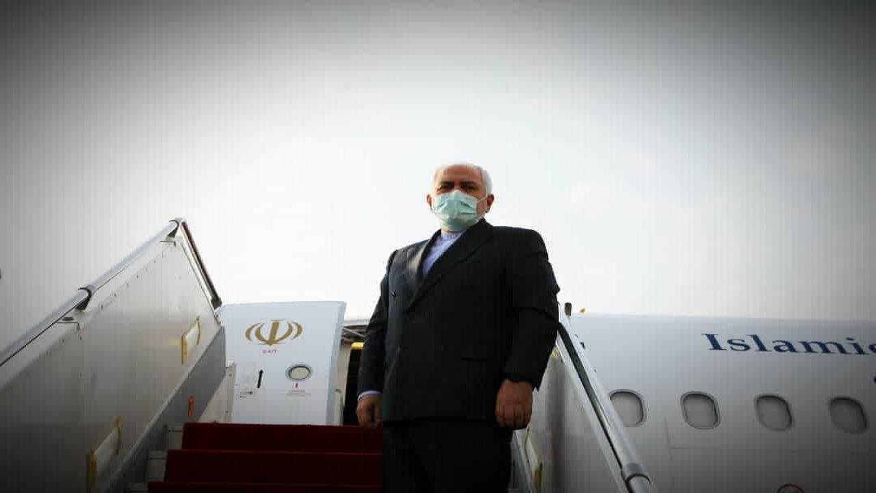 ظریف به پاکستان رفت