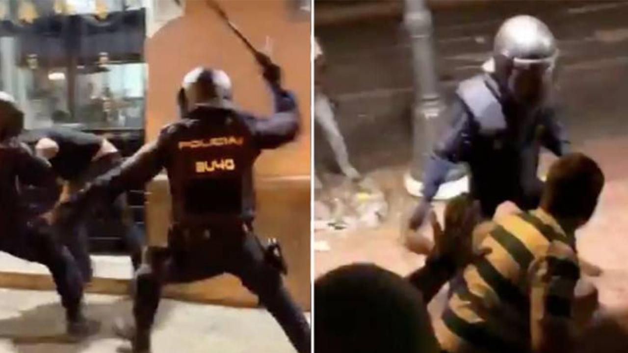 لحظاتی شوکهکننده و دردناک از برخورد پلیس آمریکا با شهروندان