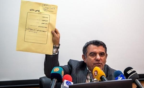 پوری حسینی در ایستگاه محاکمه/ زمان برگزاری اولین جلسه دادگاه رئیس سابق خصوصی سازی مشخص شد
