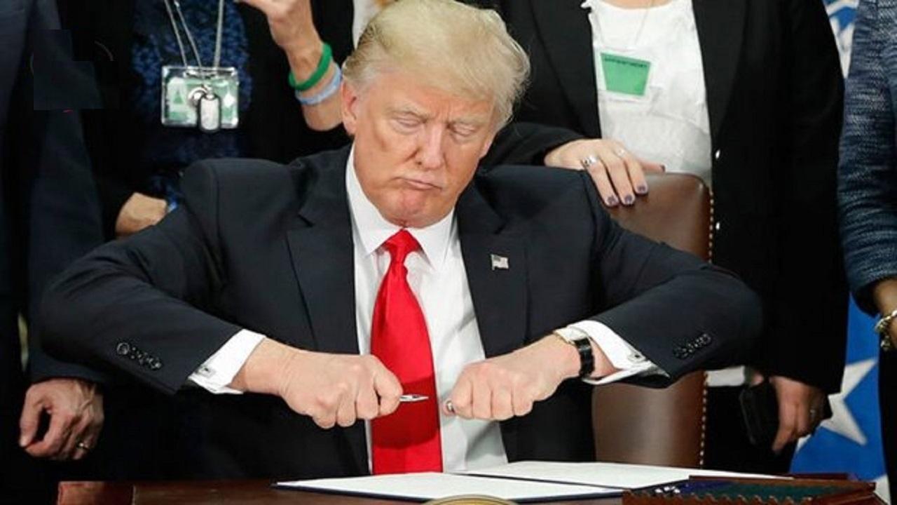 آمریکا تا ۷ هفته دیگر چه تحریمی برایران وضع میکند؟ /تحریمهای دقیقه نودی ترامپ و کینه او از ایران