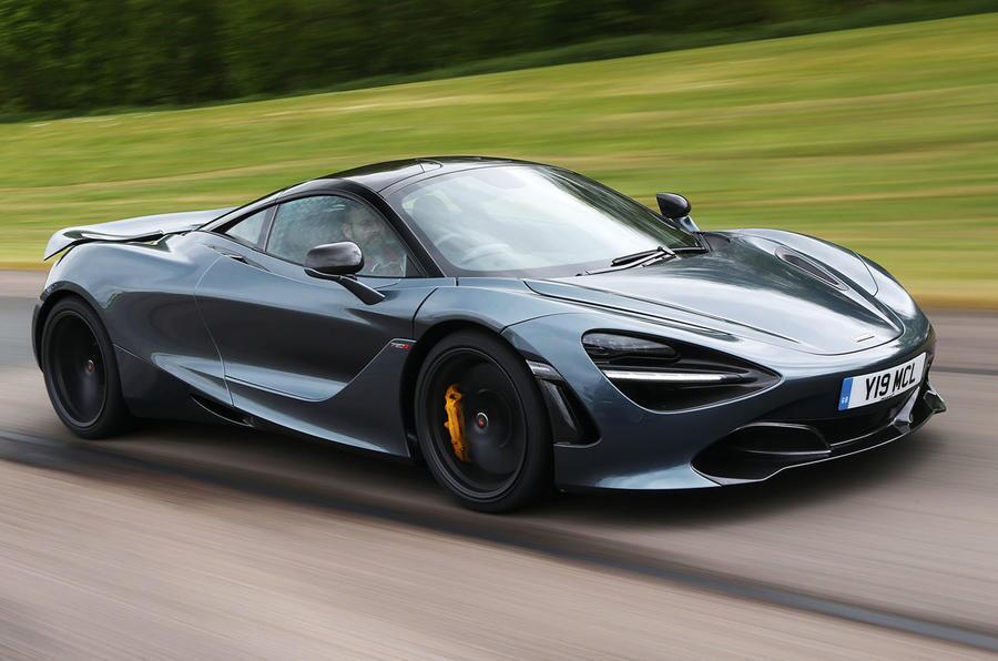 ابرخودروی McLaren 720S؛ زیبایی در شکل سرعت